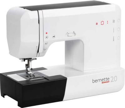 Швейная машина Bernina Bernette 20 - общий вид слева