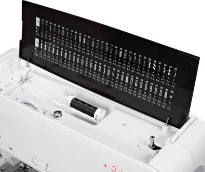 Швейная машина Bernina Bernette 20 - вид сверху