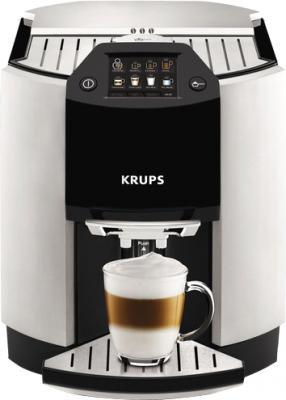 Кофемашина Krups Barista EA 900030 - общий вид