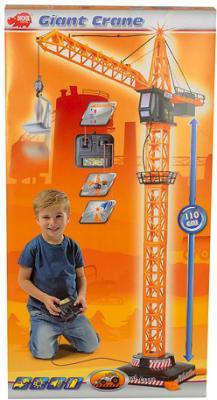 Игрушка на пульте управления Dickie Кран 110 см (203462418) - упаковка