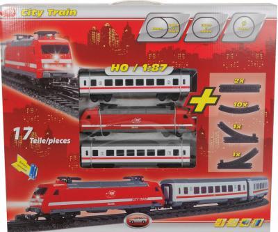 Железная дорога детская Dickie Поезд городской (203563900) - упаковка