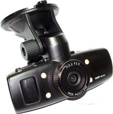 Автомобильный видеорегистратор Jagga DVR 1850GPS - общий вид