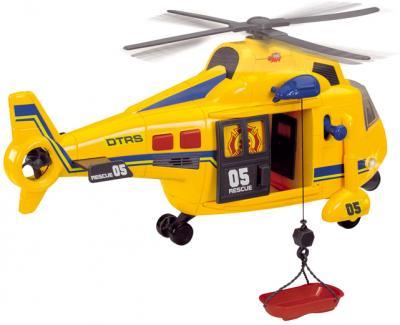 Машинка/транспорт/техника Dickie Вертолет / 203568346 - вид сзади