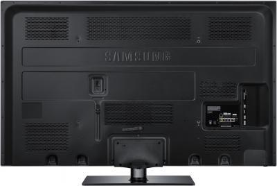 Телевизор Samsung PS60E6507EU - вид сзади