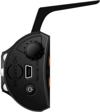Автомобильный видеорегистратор Roadmax Guardian R520 - вид сбоку