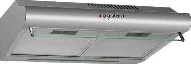 Вытяжка плоская Backer WH20A (60 2М Inox) - общий вид