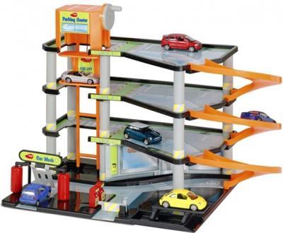 Детский паркинг Dickie 4-этажный с лифтом (203608328) - общий вид