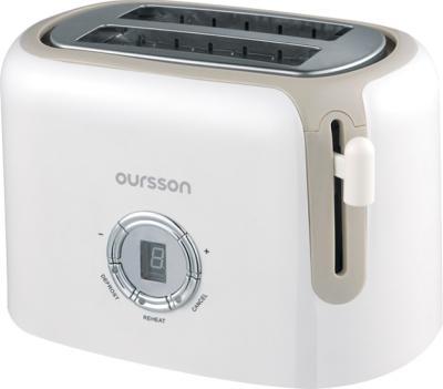 Тостер Oursson TO2140D/WH - общий вид