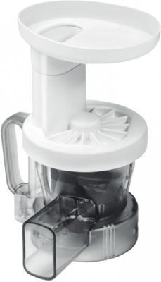 Соковыжималка Oursson JM8002/OR - чаша с лотком для подачи
