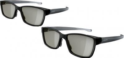 Очки 3D Philips PTA417/00 - общий вид