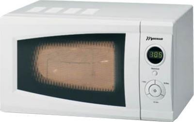 Микроволновая печь MasterCook MM-23GE W - общий вид