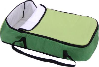 Детская универсальная коляска Anmar Rosse Golden (Green) - переноска