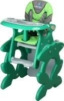 Стульчик для кормления Caretero Primus (зеленый) -