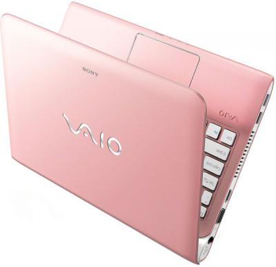 Ноутбук Sony VAIO SV-E1112M1R/P - общий вид