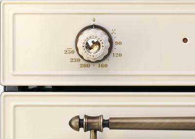 Электрический духовой шкаф Smeg SF750POL - панель управления: поворотный переключателье