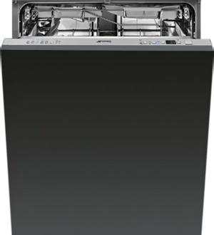 Посудомоечная машина Smeg STP364 - общий вид