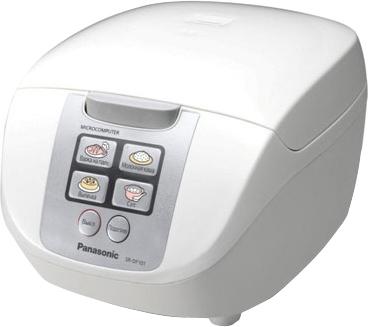 Мультиварка Panasonic SR-DF101WTQ - общий вид
