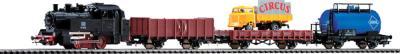 Железная дорога детская Piko Грузовой поезд (57111) - общий вид