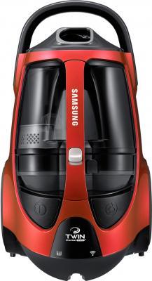 Пылесос Samsung SC8854 (VCC8854H3R/XEV) - вид спереди