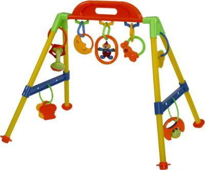 Гимнастический центр Simba Стойка с игрушками 10 4011737 - cтойка с подвешенными игрушками