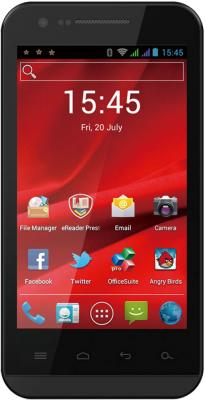 Смартфон Prestigio MultiPhone 4040 Duo Black (PAP4040DUO) - общий вид