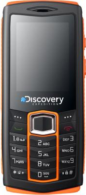 Мобильный телефон Huawei Discovery D51 Black - общий вид