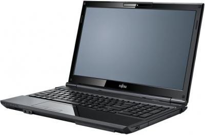 Ноутбук Fujitsu LIFEBOOK AH532 GFX - общий вид