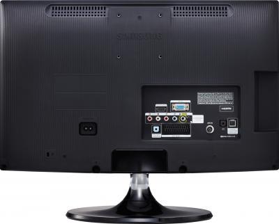 Монитор Samsung T23B350EW - вид сзади