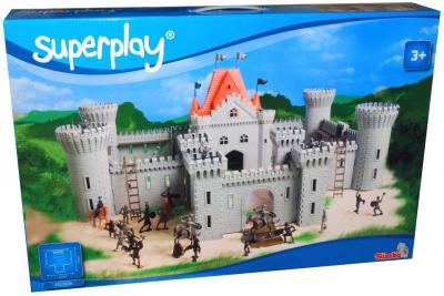 Игровой набор Simba Замок рыцарей 4355526 - упаковка