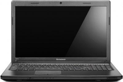 Ноутбук Lenovo IdeaPad G575 (59343355) - фронтальный вид