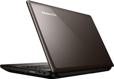 Ноутбук Lenovo IdeaPad G580 (59341652) - общий вид