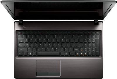 Ноутбук Lenovo IdeaPad G580 (59341652) - клавиатура