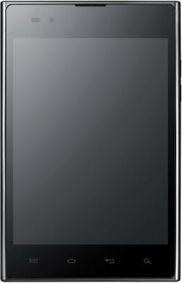 Смартфон LG P895 Black (Optimus Vu) - общий вид