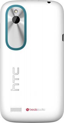 Смартфон HTC Desire X White - задняя панель