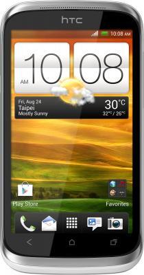 Смартфон HTC Desire X White - общий вид