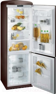 Холодильник с морозильником Gorenje RKV60359OCH