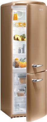 Холодильник с морозильником Gorenje RKV60359OCO - общий вид