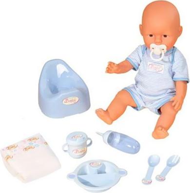 Кукла-младенец Simba Мальчик (с аксессуарами) 10 5035189 - общий вид