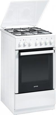 Кухонная плита Gorenje KN57225AW - общий вид