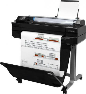Плоттер HP T520 (CQ890A) - общий вид