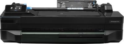 Плоттер HP T120 (CQ891A) - фронтальный вид