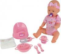 Кукла-младенец Simba Девочка (с аксессуарами) 10 5039005 -