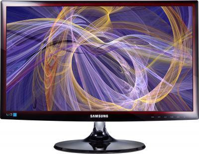 Монитор Samsung S22B350T (LS22B350TS/CI) - фронтальный вид