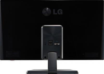 Монитор LG IPS277L-BN - вид сзади