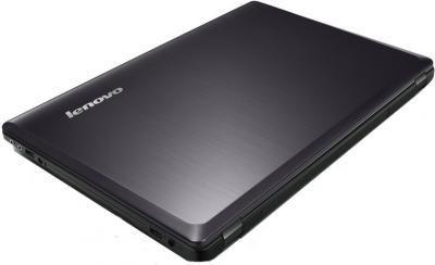 Ноутбук Lenovo IdeaPad Z580 (59339508) - общий вид