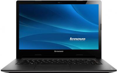 Ноутбук Lenovo IdeaPad S400 (59349806) - фронтальный вид