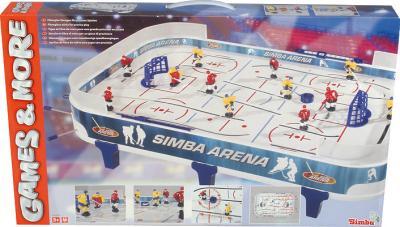 Настольный мини-хоккей Simba Хоккей на льду 6167050 - упаковка
