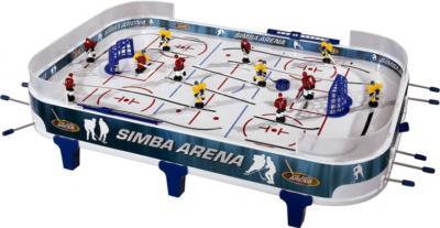 Настольный мини-хоккей Simba Хоккей на льду 6167050 - общий вид