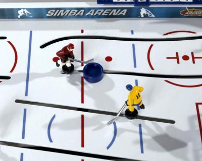 Настольный мини-хоккей Simba Хоккей на льду 6167050 - игроки