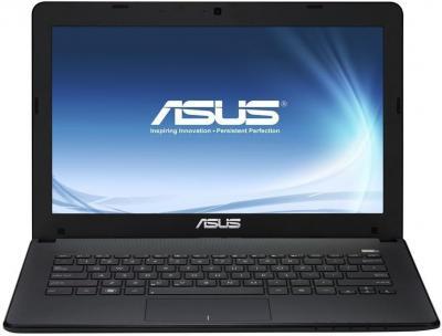Ноутбук Asus X301A-RX076D - фронтальный вид